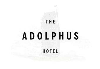 The Adolphus Hotel logo